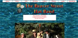 The Beaver Street Hat Band