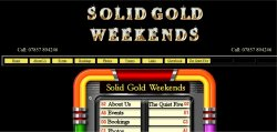 Solid Gold Weekends